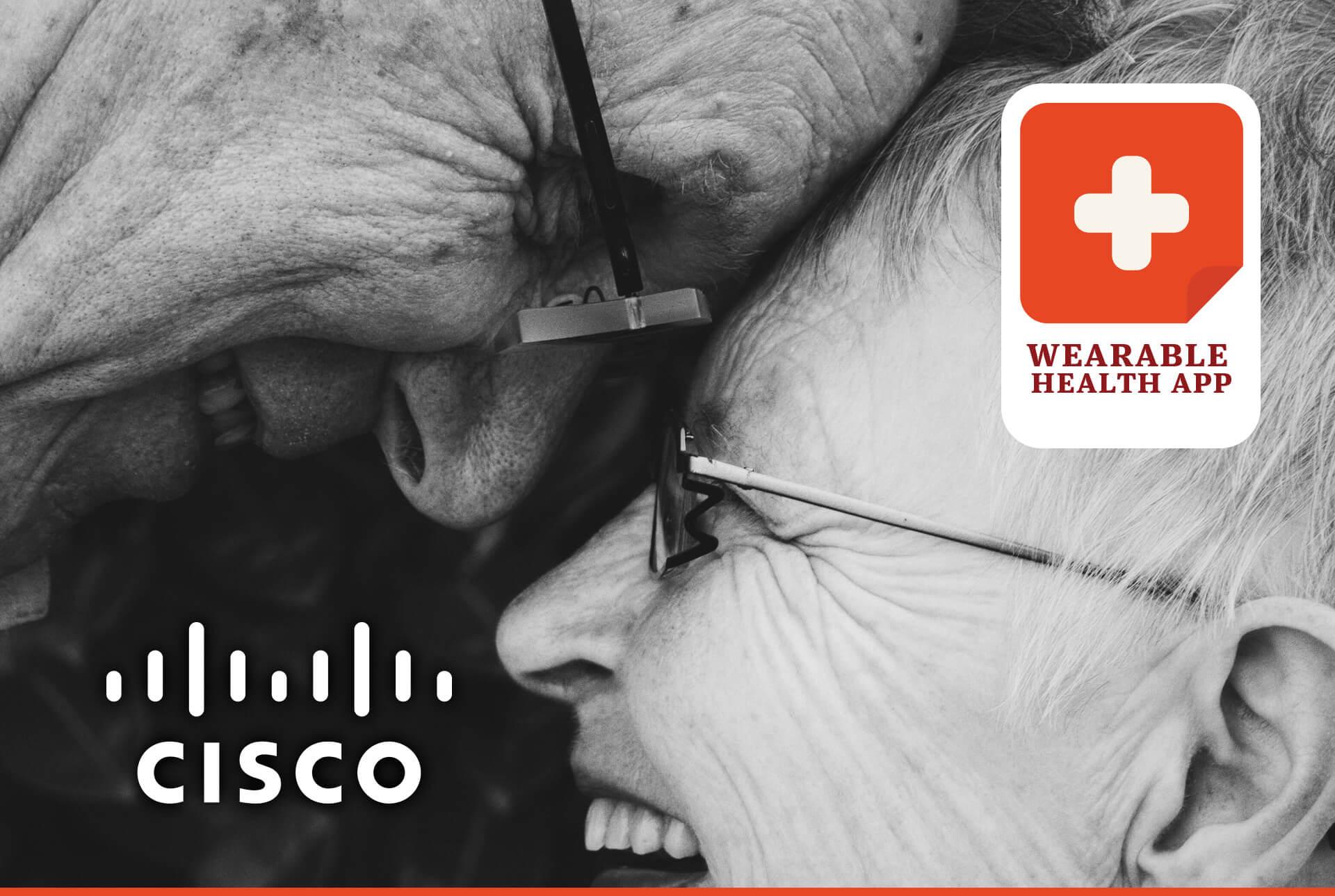 U-Health Cisco: Case Study - Portfolio by Federico Slivka